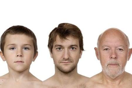 Мужчины разного возраста