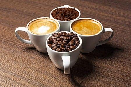 Кружки с кофе