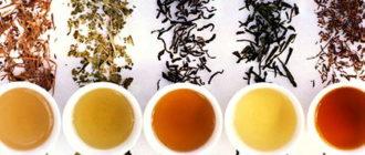 Какой чай пить при простатите у мужчин (обзор напитков с отзывами)