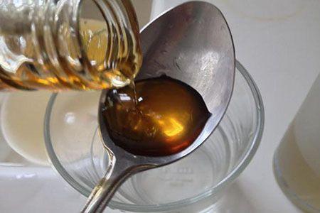 жидкость в чайной ложке