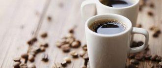 Можно ли пить кофе при простатите и раке простаты