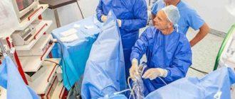 Лазерная вапоризация аденомы предстательной железы