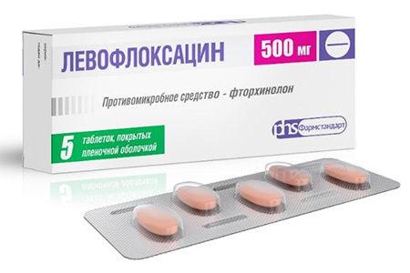 Действие препарата Левостар при простатите