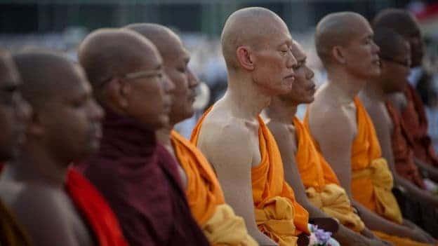 Медитация на востоке