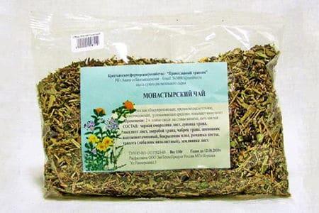 пакетик с травами