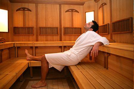 Можно ли ходить в баню при простатите и париться в сауне