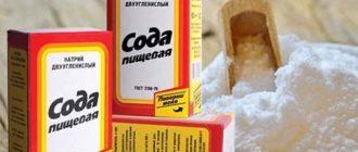 Пищевая сода при простатите: способы применения в лечении