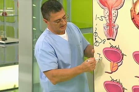 Лечение онкологии простаты по доктору Мясникову