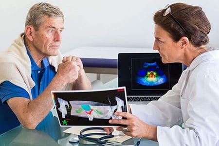 Рецидив рака простаты после радикальной простатэктомии у мужчин