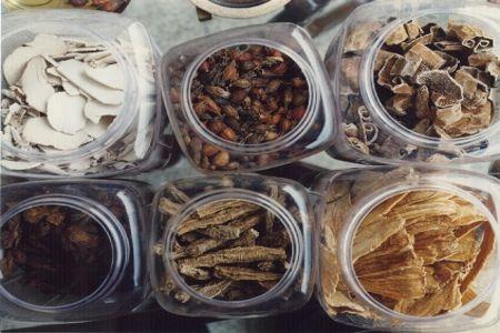 Травы, используемые в народной медицине