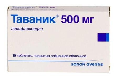Способ применения Таваника от простатита: отзывы врачей