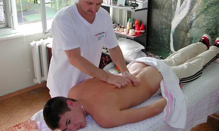 Точечный массаж при ДГПЖ